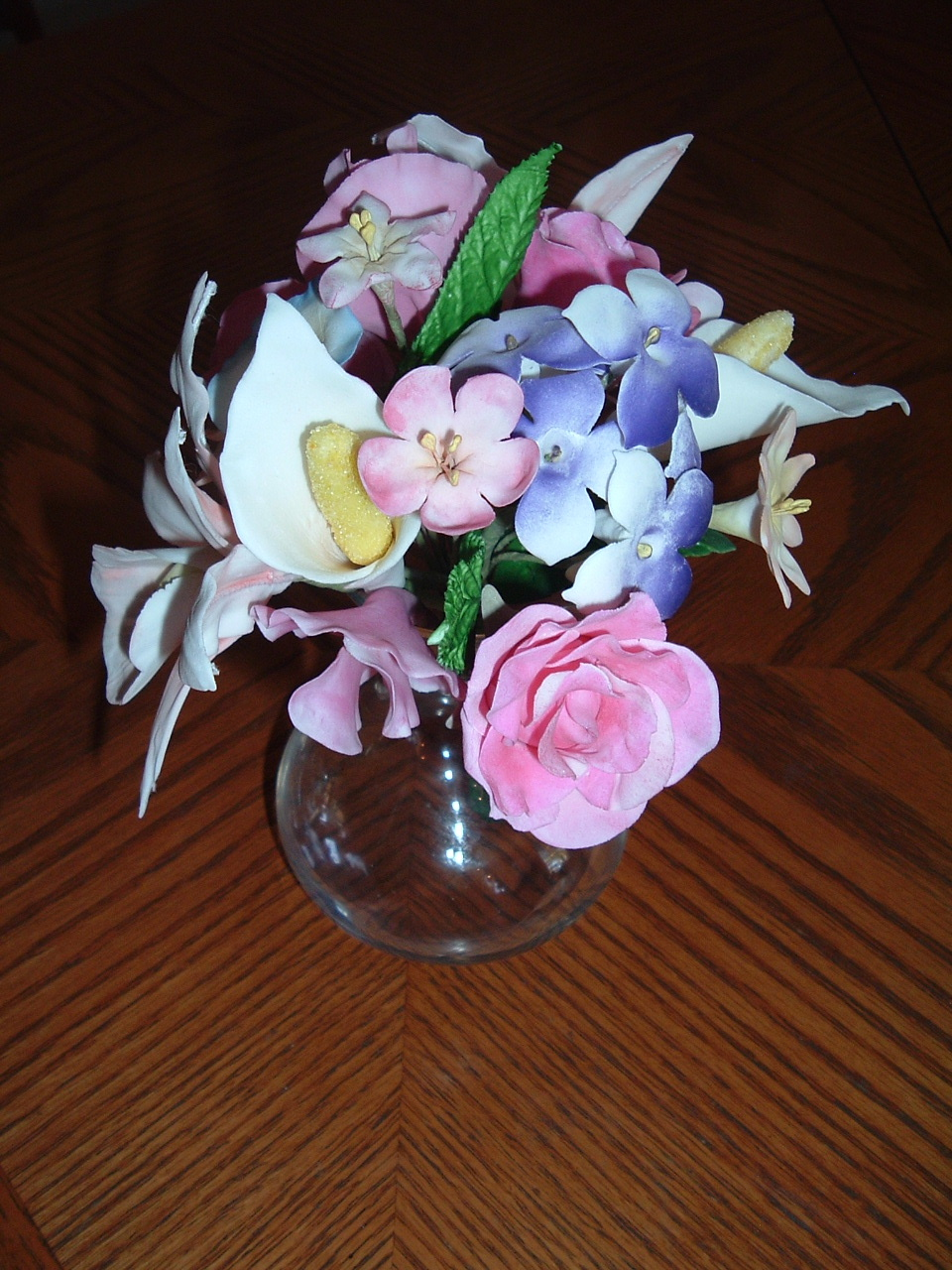 Gum Paste Flowers Every Baking Moment